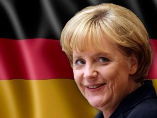 Merkel Angela picture, image, poster