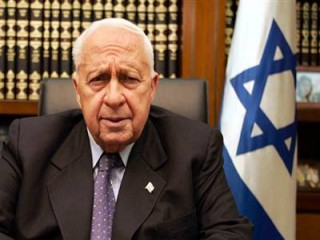 Ariel Sharon picture, image, poster