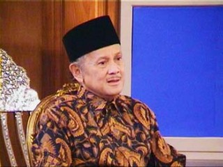 B.J. Habibie picture, image, poster