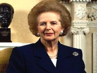 Thatcher Margaret picture, image, poster