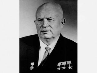 a biography of nikita khrushchev a leader of the communist party Nikita sergeyevich khrushchev, (born april 17 [april 5, old style], 1894,  a  student political leader and was appointed secretary of the communist party.