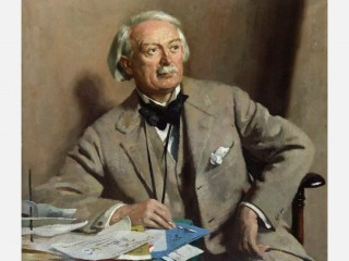 Lloyd George picture, image, poster