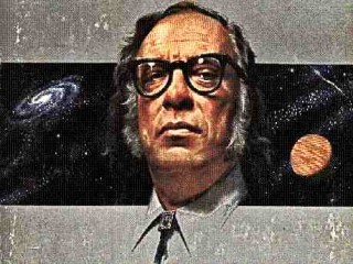 Isaac Asimov picture, image, poster