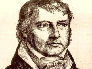 G. W. F. Hegel picture, image, poster