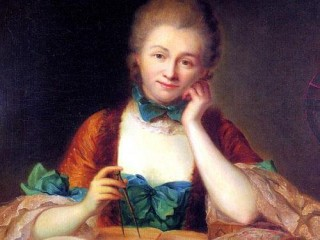 Emilie du Chatelet picture, image, poster