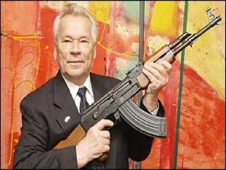 Mikhail Kalashnikov picture, image, poster