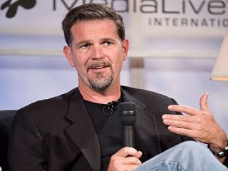 Reed Hastings picture, image, poster