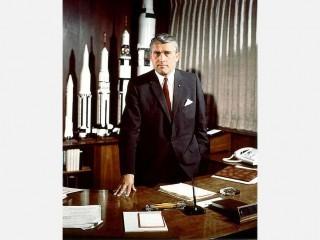Wernher von Braun picture, image, poster
