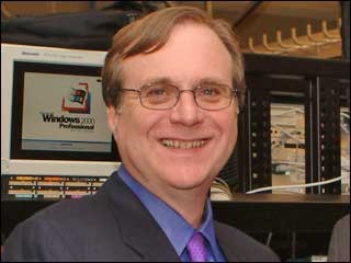 Paul Allen picture, image, poster