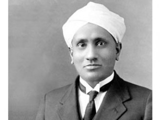 C.V. Raman picture, image, poster