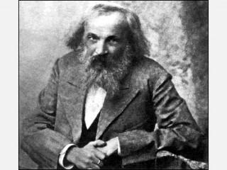 Dmitri Mendeleev picture, image, poster