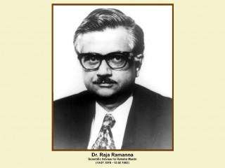 Raja Ramanna picture, image, poster