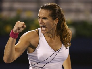 Amelie Mauresmo picture, image, poster