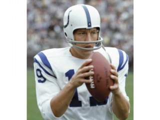 Johnny Unitas picture, image, poster