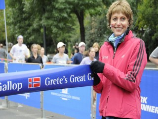 Grete Waitz picture, image, poster