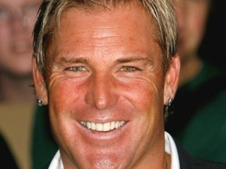 Shane Warne picture, image, poster