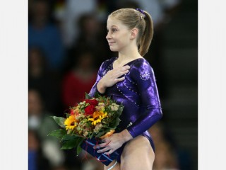 Shawn Johnson picture, image, poster