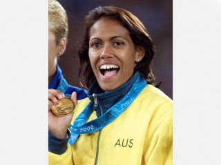 Cathy Freeman picture, image, poster