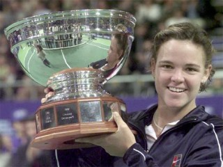Lindsay Davenport picture, image, poster