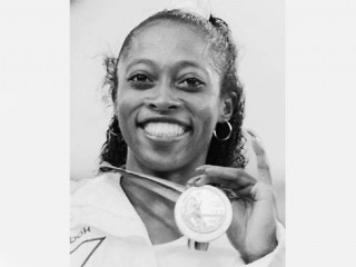 Gail Devers picture, image, poster