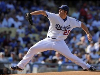 Clayton Kershaw  picture, image, poster