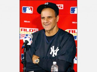 Joe Torre picture, image, poster