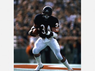 Walter Payton picture, image, poster