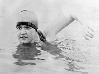 Gertrude Ederle picture, image, poster