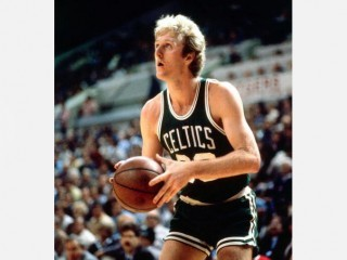 the life and sports achievements of famous basketball player larry bird Bird was the first player in nba history to shoot 50% or better on field.