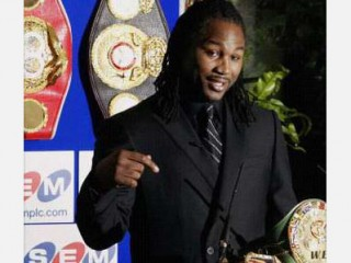 Lennox Lewis picture, image, poster