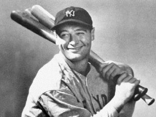 Lou Gehrig picture, image, poster