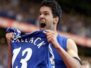 Michael Ballack picture, image, poster