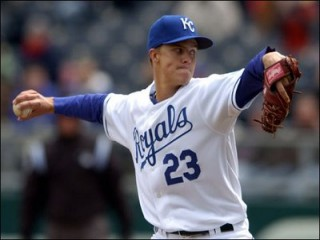 Zack Greinke picture, image, poster