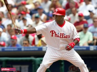 Ryan Howard picture, image, poster