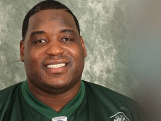 Damien Woody picture, image, poster