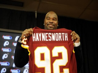 Albert Haynesworth picture, image, poster