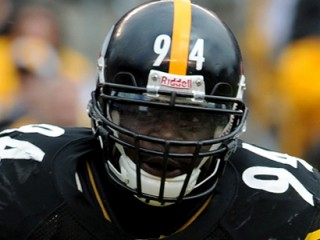 Lawrence Timmons picture, image, poster