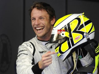 Jenson Button picture, image, poster