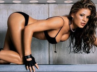Ashley Massaro picture, image, poster
