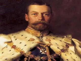 King George V picture, image, poster