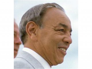 King Hassan II picture, image, poster