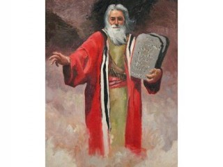 Moses picture, image, poster