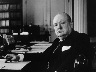 Winston Churchill picture, image, poster