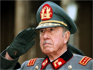 General Augusto Pinochet picture, image, poster