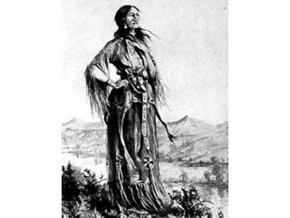 Sacagawea picture, image, poster