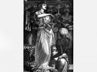 Queen Cleopatra VII picture, image, poster