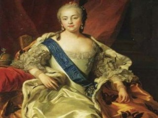 Elizabeth of Russia picture, image, poster