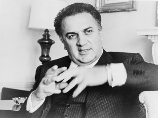 Federico Fellini picture, image, poster