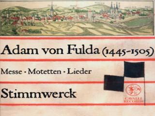 Adam von Fulda picture, image, poster