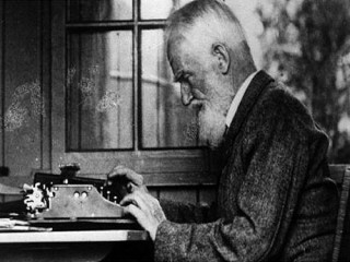 George Bernard Shaw picture, image, poster